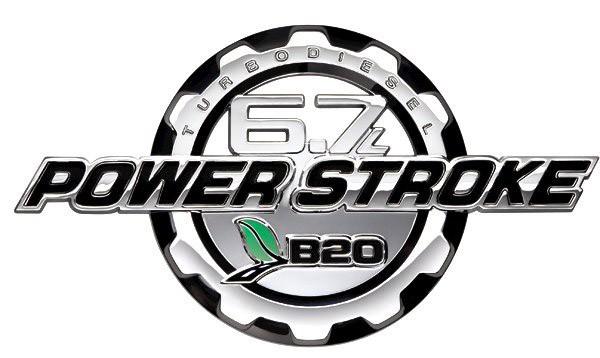 Powerstroke Logo Wallpaper Ford f series .